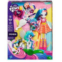 My little pony equestria girls celestia + kucyk A5102, kup u jednego z partnerów