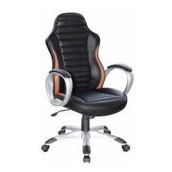 Fotel Q-112 czarno-brązowy - ZADZWOŃ I ZŁAP RABAT DO -10%! TELEFON: 601-892-200, SM F Q112