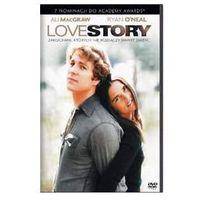 Love Story (DVD) - Arthur Hiller (5903570152825)
