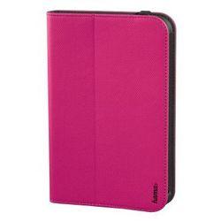 Etui HAMA do Galaxy Tab 4 (10.1) Weave Różowy