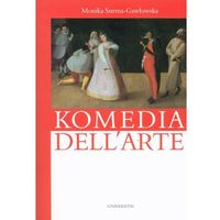 Komedia dell'arte-wyprzedaż (Surma-Gawłowska Monika)
