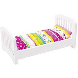 Łóżeczko dla lalek marki Goki