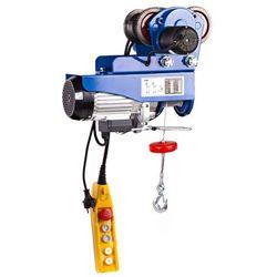 Msw motor technics Elektryczna suwnica z elektryczną wciągarką procat 500