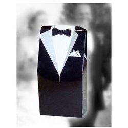 Smoking - pudełeczko ślubne - 10 sztuk, kup u jednego z partnerów