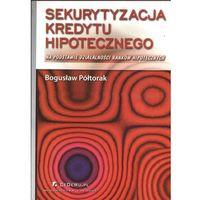 Sekurytyzacja kredytu hipotecznego, Półtorak Bogusław