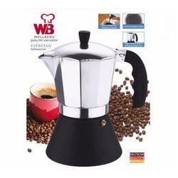 Wellberg Kawiarka espresso  150ml (3 filiżanki) wb-6800