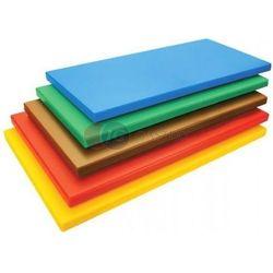 Deska do krojenia 500x325 mm niebieska D37 - 5