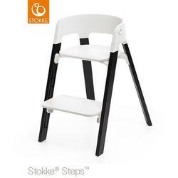 Stokke® Steps™ Krzesełko Oak Black z kategorii Krzesła i stoliki