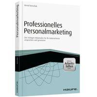 Professionelles Personalmarketing - Inkl. eBook & Arbeitshilfen online Konschak, Bernd