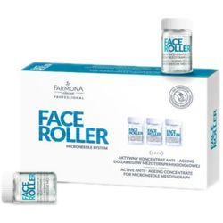 Farmona FACE ROLLER Aktywny koncentrat anti-ageing do zabiegów mezoterapii mikroigłowej ()