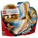 Lego NINJAGO Złoty smoczy mistrz golden dragon master 70644