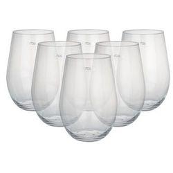 Krosno / premium harmony Krosno harmony szklanki do wina czerwonego 580 ml 6 sztuk