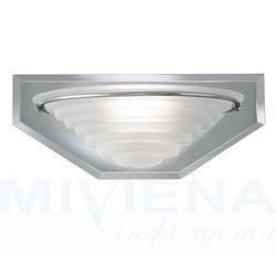 Searchlight Mirror wall lights kinkiet 1 chrom lustro szkło
