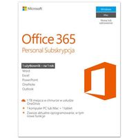 Subskrypcja MICROSOFT Office 365 Personal