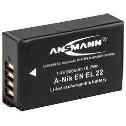 Ansmann A-Nik EN-EL22 - produkt z kategorii- akumulatory dedykowane