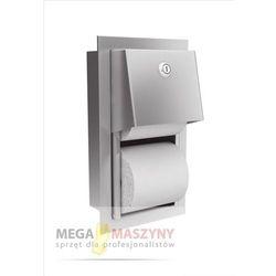 MERIDA Wnękowy pojemnik na papier toaletowy w roli 0031