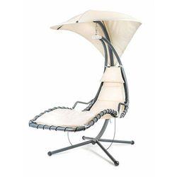 Happy green wiszące krzesło san remo - beż (8591022381489)