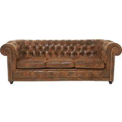 sofa oxford iii ekoskóra - 43739 od producenta Kare design