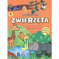 Poznaję zwierzęta z nosorożcem Norbertem - Praca zbiorowa, Bellona