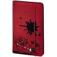 Hama Etui  utf cd/dvd wallet czerwony (48 koszulek) (4007249956729)