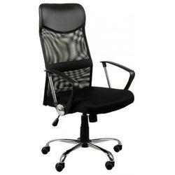 Stema - zh Fotel biurowy gabinetowy zh-935/tilt/czarny