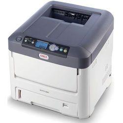 OKI C711DM, prędkość druku w kolorze [34 str./min]
