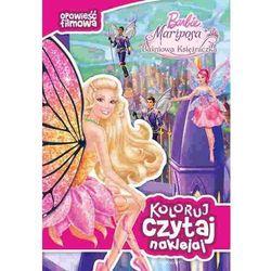 Barbie Mariposa i Baśniowa Księżniczka Opowieść filmowa, książka z kategorii Książki o muzyce