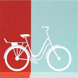 Wally - piękno dekoracji Wyprzedaż: szablon malarski rower spacerowy 2329