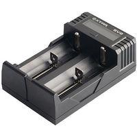 Super szybka ładowarka do akumulatorów cylindrycznych li-ion 18650  sv2 od producenta Xtar