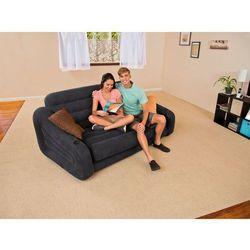 Intex Rozkładana sofa dmuchana - łóżko 193 x 221 x 66 cm 68566 (6941057465661)