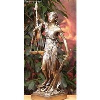 Figurka Bogini Sprawiedliwości Temida - produkt z kategorii- Prezenty na Dzień Matki