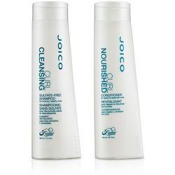 Joico  curl dreams | zestaw szampon + odżywka do włosów kręconych - 2x300ml