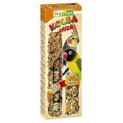Nestor Kolba 2w1 Papuga średnia biszkopt i miód ze sklepu Benkoda