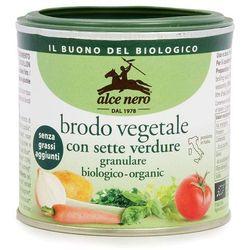 Bulion w proszku (wegetariański) BIO 120g -Alce Nero - produkt z kategorii- Przyprawy i zioła