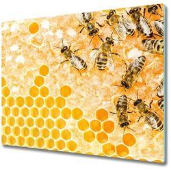 Tulup.pl Deska do krojenia pracujące pszczoły