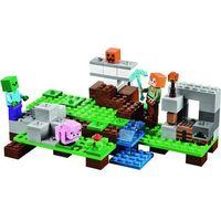 Lego MINECRAFT Żelazny golem the iron golem 21123