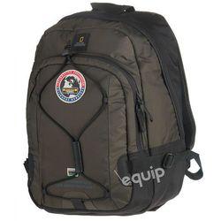 Plecak miejski National Geographic Explorer - khaki - sprawdź w wybranym sklepie