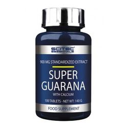 Scitec super guarana 100 tabletek, marki Scitec nutrition