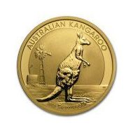 1 uncja Australijski Kangur - Złota Moneta - Dostawa 14 dni, towar z kategorii: Numizmatyka, filatelistyka