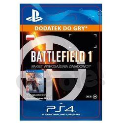 Battlefield 1 - pakiet wyposażenia zwiadowcy [kod aktywacyjny] od producenta Sony