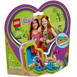 41388 PUDEŁKO PRZYJAŹNI MII (Mia's Summer Heart Box) KLOCKI LEGO FRIENDS, 41388