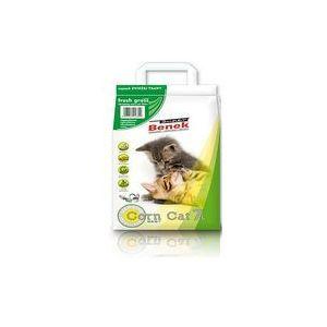 super benek corn cat świeża trawa - żwirek kukurydziany zbrylający 7l marki Certech