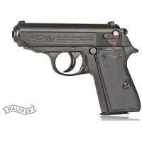 Walther / niemcy Pistolet asg, walther ppk/s sprężynowy (2.5007)
