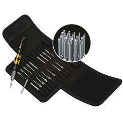 Wera zestaw rękojeści z wymiennymi końcówkami kraftform kompakt micro-set esd/20 sb