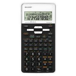 Kalkulator el-531thwh (el531thwh) czarna/biała marki Sharp