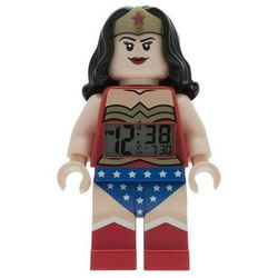 9009877 Budzik LEGO Super Heroes Wonder Woman, 9009877