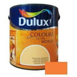 Emulsja dulux kolory świata 2,5l tybet - oranże marki Akzonobel