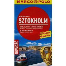 Sztokholm Przewodnik z atlasem miasta, rok wydania (2012)