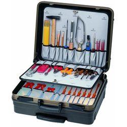 Walizka narzędziowa Bernstein 7300, 32 narzędzia, (DxSxW) 500 x 400 x 200 mm