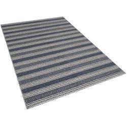 Dywan beżowo-szary bawełniany 160x230 cm PATNOS (4260580937646)